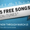 Thumb 5 Free Songs