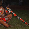 Didgeridoo Aboriginal Didg Player