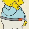 Nose Picking Ralph Wiggum