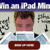 Win An Ipad Mini 201211