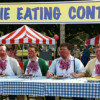 CarMax Pie Eating Contest After Smaller