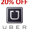 Uber 20percentOff