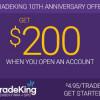 TradeKing200 2