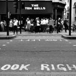 Look right - look left
