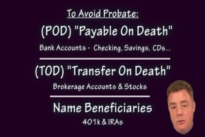 Mother May I Avoid Probate - Part 2 - Floating Head