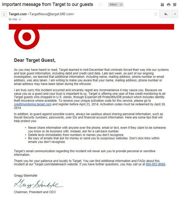 TargetEmail