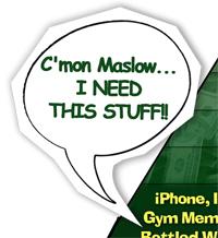 Maslow Needs + Wants Bubble2