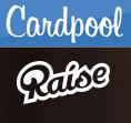 Cardpool+Raise Logos