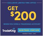 TradeKing$200